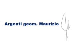 Argenti geom. Maurizio